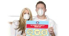 The Hidden Hazards Of Indoor Air [Infographic]