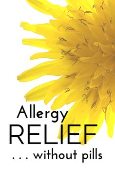 Before you pop another allergy pill to relieve those allergy symptoms, come take… Dr Oz, Healthy Living Tips, Healthy Tips, Wellness Tips, Health And Wellness, Wellness Mama, Home Remedies, Natural Remedies, Asthma Remedies