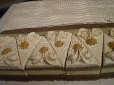 Slovan rezy Czech Recipes, Russian Recipes, Cake Bars, Tiramisu, Decorative Boxes, Dessert Recipes, Food And Drink, Homemade, Chocolate