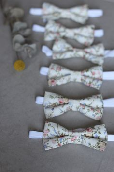 Countrified Gentlemen - Custom Client Order Suspenders and Bow Ties Floral Bow Tie, Leather Suspenders, Bow Ties, Gentleman, Bows, Style, Arches, Swag, Gentleman Style