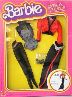 Barbie - Fashion Originals #