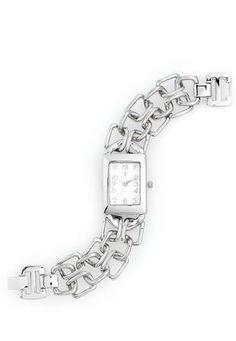 Cato Fashions Silver Link Watch #CatoFashions