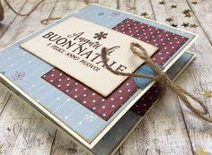 Scrapbooking DIY Tutorial: Tealight Gift Box by Cosebelle Di Stefy