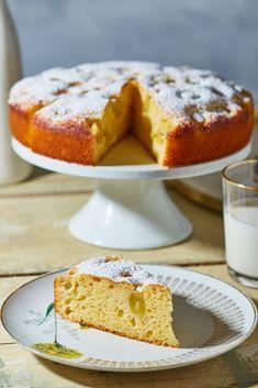 Szőlős-olívás torta   Street Kitchen Ricotta, Banana Bread, French Toast, Muffin, Street, Breakfast, Kitchen, Food, Morning Coffee