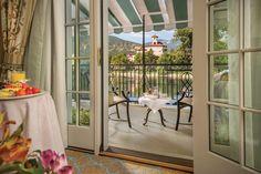 South Lake Suite ~ The Broadmoor Hotel in Colorado Springs