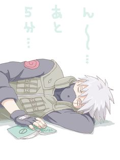 Sleep Kakashi