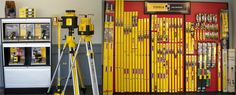STABILA ® -- The only brand we sell: In Store: 1815 Wallace Ave, Suite 302                St. Charles, IL  60174               On Line:  www.LinearTools.net