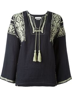 Shop Isabel Marant Étoile 'Vince' blouse in The Corner Berlin from the world's best independent boutiques at farfetch.com. Shop 400 boutiques at one address.