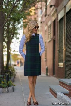 Preppy Girl Style And Geek Chic Outfit Ideas - ! preppy girl style und geek chic outfit ideen - Preppy Girl Style And Geek Chic Outfit Ideas - ! Geek Chic Outfits, Adrette Outfits, Geek Chic Fashion, Office Outfits, Spring Outfits, Fashion Outfits, Preppy Fashion, Fashion Fashion, Club Fashion