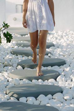 Path to Zen, Oia, Santorini