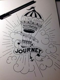 creative doodle examples drawings easy lettering hand drawing word meaningful pencil quote tutorials greenorc
