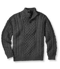 Irish Fisherman's Heritage #Sweater @L.L.Bean $159.00 #mens
