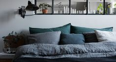 Nice Idee Deco Chambre Industriel that you must know, You?re in good company if you?re looking for Idee Deco Chambre Industriel Design Your Bedroom, Gravity Home, Kitchens And Bedrooms, Bedroom Accessories, Furniture Styles, Bedroom Styles, Bedroom Lighting, Interior Inspiration, Beautiful Homes