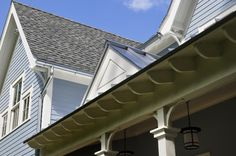Soffit tails on pinterest free standing pergola hip for Decorative rafter tails
