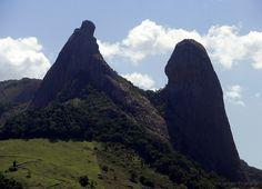 O frade e a freira - Espirito Santo - BRASIL