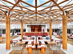 Viking Star Cruise Liner by Rottet Studio