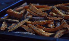 #sweet #potato #chips #fries #tasty #vegan #recipe #food #fitness