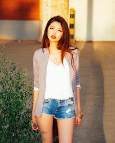 Mo Qi Wen nude 261