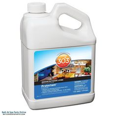 303 Products Indoor & Outdoor Protectant Refill [1 Gallon] (30304)