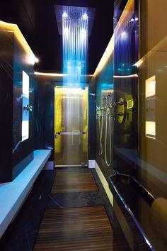 Master Suite Bathroom  More Photos:  http://www.superyachtworld.com/yachts/numptia-our-report/?utm_source=twitterfeedutm_medium=facebookpid=436