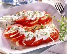 Ein sommerlicher Salat für die Grillparty