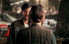 I can't get over them Rogue One photo of Cassian and Jin