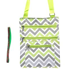 Best Gray Green Chevron Hipster Messenger Padded Bag Passport Carrier Swingpack Purse Crossbody Case with Trendy No Metal Headband by TravelNut for Teens and Women. Best Valentines Day Gift for Teens and Women. Guaranteed to please. (Style 9) TravelNut,http://www.amazon.com/dp/B00GU4XTW6/ref=cm_sw_r_pi_dp_F0DZsb1FWT8TPJJW