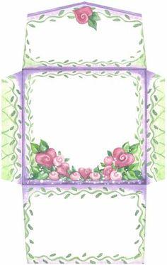 Printable Wedding Gift Envelope : ... carta on Pinterest Envelopes, Printable box and Envelope templates