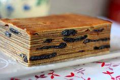 Prune Kueh Lapis Spekkoek (Indonesian Prune Layer Cake) recipe from Mad Baker