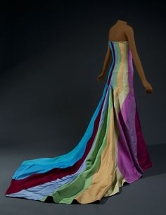 """Haute couture inspiration from """"Inspiring Beauty: 50 Years of Ebony Fashion Fair"""""""