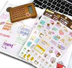 San-X Planner Stickers - $3.28 	 Planner addicts, are you ready? Get ready to highlight in style! The San-X Planner Stickers are a great way to highlight and bring a bit of color and fun to your month on paper. Each unique shed includes date highlighters to place on your calendar to signify important events. Additionally, these fun-filled planner stickers also include speech bubbles! Simply write on the surface of the sticker to customize your own messages or labels to stick within each…