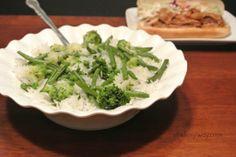 vegetable rice salad recipe