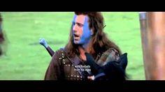 En la película de Brave Heart o Corazón Valiente de Mel Gibson, William Wallace hace el discurso de libertad.  En un evento que asiste en Miami llamado Libertad, pusieron este video múltiples veces.  http://blog.nicolaslaverde.com/recapitulacin-evento-freedom-libertad-2014-en-miami-florida/