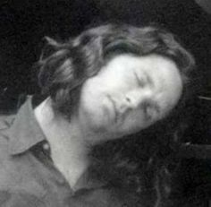 Jim Morrison (Paris 1971)