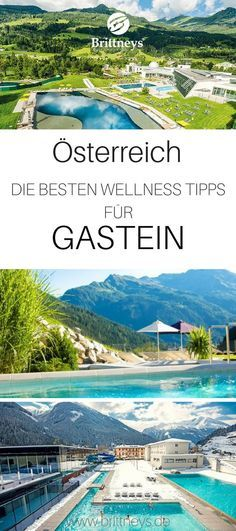 Bad Gastein, Wellness Spa, Travel Inspiration, Hotels, Hiking, Mountains, Outdoor Decor, Cabins, Traveling