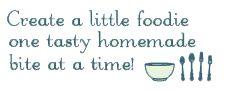 Homemade baby food recipes.