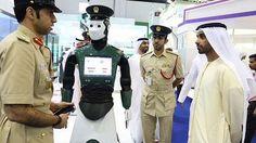 El Robocop que patrullará las calles