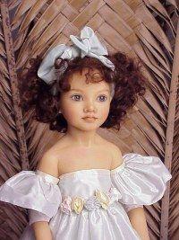 Heloïse - poupées de collection - museum - 2001 collection