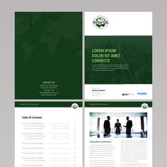Microsoft Word Proposal Template in 24 Hours! by mhaseeb