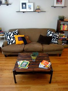 Pallet furniture is all the rage these days. You can find example of beds, sofas, chairs, and bookcases all created from pallets. Arguably, however, the...