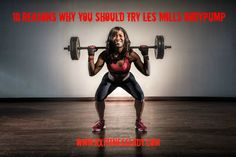 10 Reasons Why You Should Try Les Mills BODYPUMP - Rx Fitness Lady