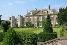 Dingley Hall in the UK