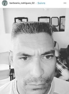 Just a selection of hot, hairy men with a preference for good short barbershop haircuts. Best Short Haircuts, Haircuts For Men, Men's Haircuts, Flat Top Haircut, Beard Haircut, Shaved Head, Hairy Men, Short Hair Cuts, Curly Hair Styles