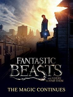 Bonus Content Fantastic Beasts and Where to Find Them The Magic Continues >>> Check out the image by visiting the link. (This is an affiliate link) Instant Video, Fantastic Beasts And Where, Fantasy Movies, Halloween Movies, Live Action, Mythology, Supernatural, Movie Posters, Amazon Instant