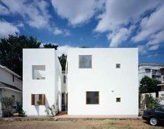 Inside House & Outside House  Architect: Takeshi Hosaka Architects  Location: Tokyo, Japan  Project Year: 2009