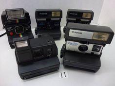 FC5-678FB ポラロイド等フィルムカメラ 5台セット ジャンク_画像1
