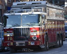 FDNY Res3cue on stand by at fatal 4 alarm fire on Prospect Street in da Bronx.