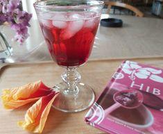 Is og kølige drikke – Dalsgaard i Skivholme Hurricane Glass, Hibiscus, Gin, Alcoholic Drinks, Rose, Tableware, Pink, Dinnerware, Tablewares