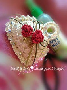 Mini handbag wedding favor ♥