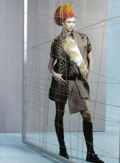 #KarlieKloss by #CraigMcDean for #VogueItalia
